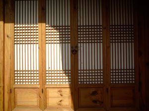 Peter Schurmann's hanok -1